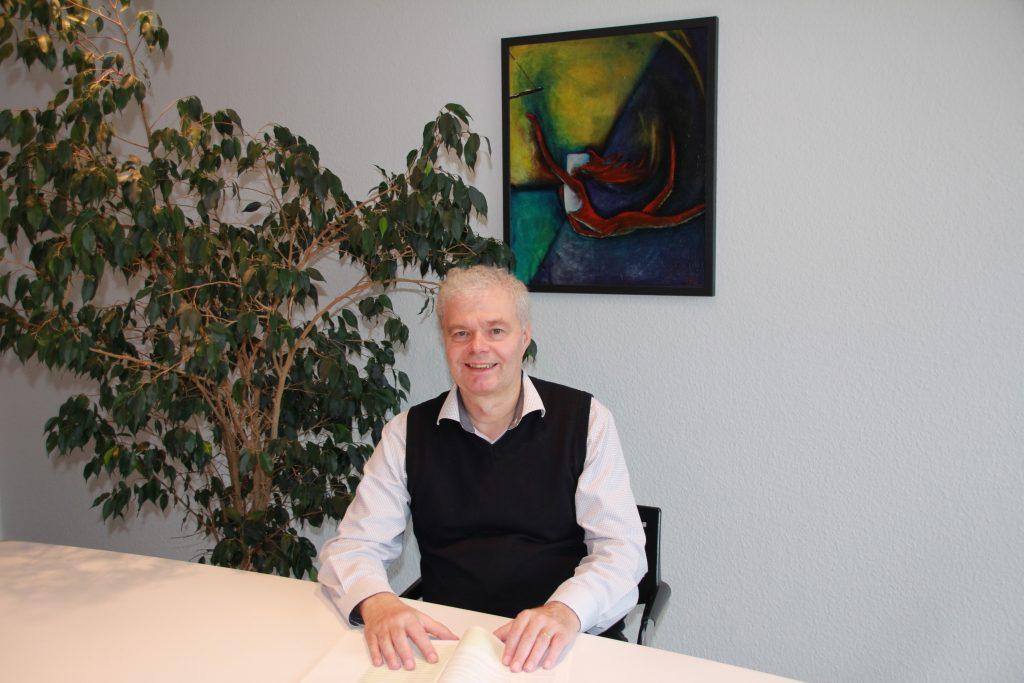Steuern und Roland Häfner sind Kern einer Beratung